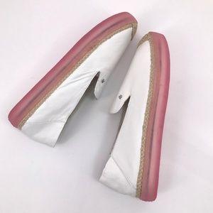 kate spade Lisa Leather Slip-on Sneaker NWOB
